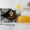 Kamala สบู่กมลา สูตรคอลลาเจนทองคำ ลดฝ้า กระ จุดด่างดำ ริ้วรอย