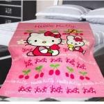 ผ้าห่ม Kitty เชอรี่ 7