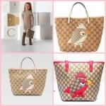 กระเป๋า gucci bag kid 3 ใบ 3 สี/แพค **ส่งฟรี**