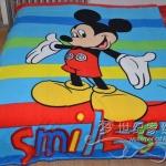 ผ้าห่ม Mickey Mouse สายรุ้ง 3