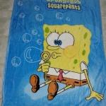 ผ้าห่ม สปองบ๊อบ - 3.5 ฟุต