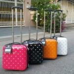 กระเป๋าเดินทางล้อลาก Swiss gear ขนาด 16 นิ้ว (ส่งฟรีธรรมดา) / ems. Set ละ 150 บ.
