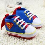 รองเท้า ลาย SUPERMAN