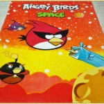 ผ้าห่ม Angry Birds สแปชส้ม