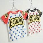 เสื้อยืด ci & si สกรีนลาย BATMAN
