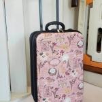 กระเป๋าเดินทางล้อลาก WHEAL ขนาด 22 นิ้ว (ส่งฟรีธรรมดา) / ems. เพิ่มใบละ 150 บ.