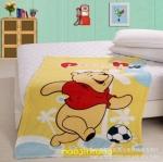 ผ้าห่ม หมีพูเตะบอล 3.5 ฟุต