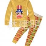 babyGap ลาย Paul Frank (สีเหลืองอ่อน)