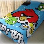 ผ้าห่ม Angry Birds ฟ้า 2