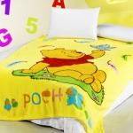 ผ้าห่ม Pooh นั่ง 1