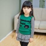 เสื้อยืด Hotpet สกรีนลายแมวดำ (สีเขียว)
