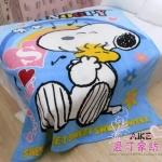 ผ้าห่ม Snoopy 1