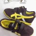รองเท้าผ้าใบเด็ก งานเหมือนเกรด A พร้อมส่งขนาด 24-36 (ส่งฟรี) / ems. +60 บ.