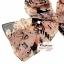 ผ้าพันคอแฟชั่นลายโอลีฟ Olive : สีน้ำตาล CK0359 thumbnail 4