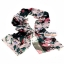 ผ้าพันคอแฟชั่นลายโอลีฟ Olive : สีชมพู CK0358 thumbnail 2