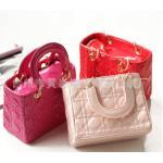 กระเป๋าถือ สไตล์ dior  02 คละ 3 สี  (ตามรูป) 3 ใบ/แพค **ส่งฟรี**