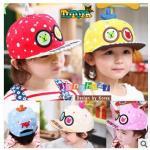 หมวก TUTUYA แว่น คละ 5 สี 5 ชิ้น/แพค *ส่งฟรี*