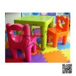 Pro-3-59-12(PPC-003-1) โต๊ะคิดดี้+เก้าอี้คิดดี้รุ่นหัวหมี