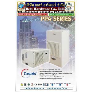 tasaki PANEL AIR เครื่องปรับอากกาศสำหรับตู้คอนโทรล PPA-03S