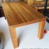 โต๊ะอาหารไม้สัก TBG-334