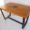 โต๊ะอาหารไม้สัก DNT-03