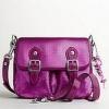 Coach Poppy Sequin Collectible Mini Field Bag # 16315