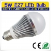 5W E27 LED Bulb Epistar SMD 5730 10pcs LEDS Warm Cool White Lamp Energy Saving
