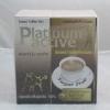 Platinum active แพลททินั่ม แอคทีฟ ดื่มกาแฟสมุนไพร  รับรองแข็งปั๋งแน่นอน