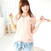 เสื้อผ้าชีฟองแต่งระบายสไตล์ญี่ปุ่น(เกรดA)