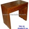 โต๊ะทำงานไม้ TBG-26