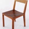 เก้าอี้ไม้สักขาเหล็ก CR-15