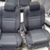 Toyota Wish เบาะวิชแถวกลาง2ที่นั่งลายเคฟล่า ดำ,เงิน Toyota Wish เบาะโตโยต้า วิช เบาะWish เบาะโตโยต้าวิช เบาะวิช สีดำ ผ้ากลางลายเคฟล่า มีที่ท้าวแขน2ข้าง ราคาตามข้างล่างนี้เป็นราคาต่อคู่นะครับ