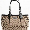 Coach Signatu​re E&W Gallery Tote #15146