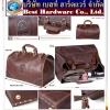 Genuine Bull Leather Large Travel  Bag