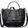 Coach new MADISON LEATHER ANNABELLE # 21223 SILVER / BLACK