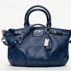 Coach madison lace leather sophia satchel # 19629