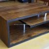 โต๊ะกาแฟไม้สัก CE-01T