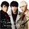 Pre Order /  SUPER JUNIOR - K.R.Y. Promise You CD + DVD [Korean V.]