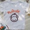 เสื้อยืดเด็กสกรีนลาย : ซนยังกะลิง