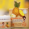 ครีมสับปะรด Pineapple Body Cream AHA 80% Alpha Arbutin by Sabu