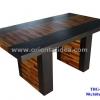 โต๊ะอาหารไม้ TBG-270