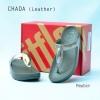 **พร้อมส่ง** รองเท้า FitFlop Chada (Leather) : Pewter : Size US 9 / EU 41