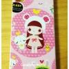 เคสไอโฟน4 เด็กผู้หญิงสีชมพู