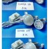 DIMMER LED AC220V (5W) พร้อมหลอด LED 3W-5W-7W