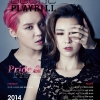 Pre Order / (Book) scene PLAYBILL : August (2014) (Kim Jun Su/Xia(JYJ))
