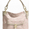 COACH PENELOPE OUTLINE SIGNATURE BUCKLE HOBO # 18875