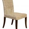 เก้าอี้ไม้แต่งผักตบชวา IFWH-014
