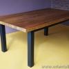 โต๊ะอาหารไม้สัก TBG-114T