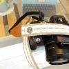 Pre Order / สายคล้องกล้อง jetoy Blooming garden camera strap