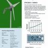 กังหันลม windturbine ผลิตไฟฟ้าจากพลังงานลม